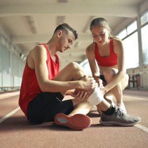 injured foot - Best Physio Sunshine Coast: Discover Why Sunshine Coast Physiotherapy Patients are Choosing Cryotherapy
